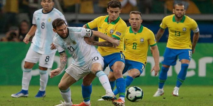 """صورة رسميا.. الـ""""سوبر كلاسيكو"""" بين البرازيل والأرجنتين على أراضي عربية"""