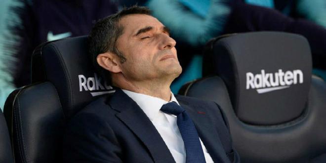 صورة إدراة برشلونة تستقر على المدرب الذي سيعوض رحيل فالفيردي