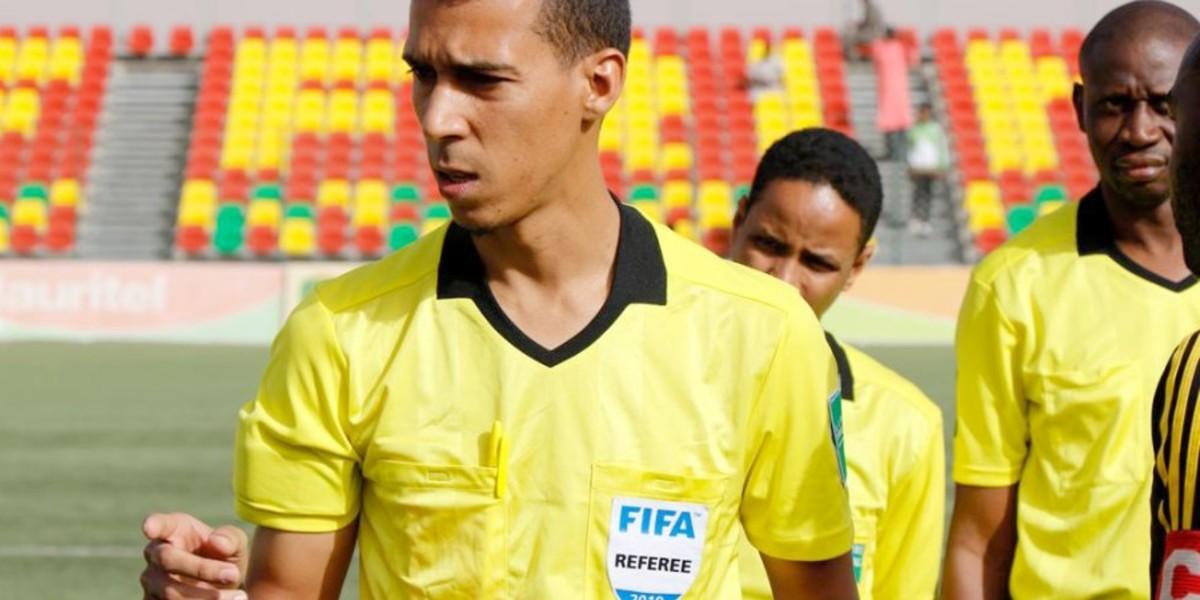 Photo of طاقم تحكيم موريتاني لقيادة مباراة نهضة بركان وفوسا جينيور