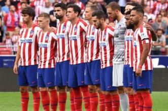 دعوى قضائية تطالب بسجن مهاجم أتليتيكو مدريد