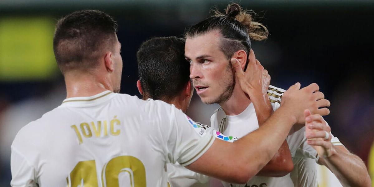صورة الكشف عن عرض نيوكاسل للتعاقد مع لاعب ريال مدريد