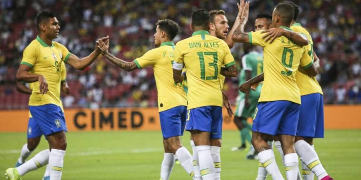 صورة نيجيريا تفرض التعادل على البرازيل بهدف لمثله