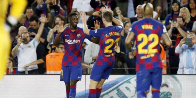 صورة رسميا..غياب نجم برشلونة عن مباراة الكلاسيكو
