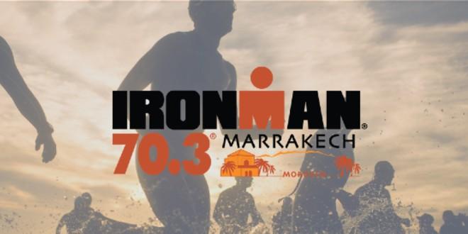 """صورة لأول مرة في المغرب العربي سباق """"IRONMAN"""" يحط الرحال بمراكش"""