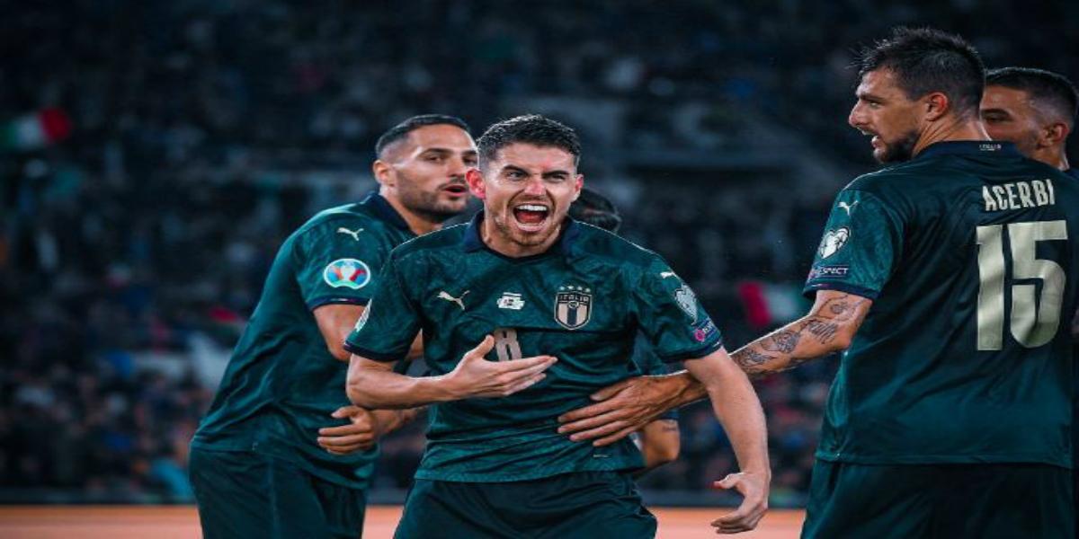 صورة إيطاليا تنتصر على اليونان وتعبر إلى نهائي أمم أوروبا 2020-فيديو