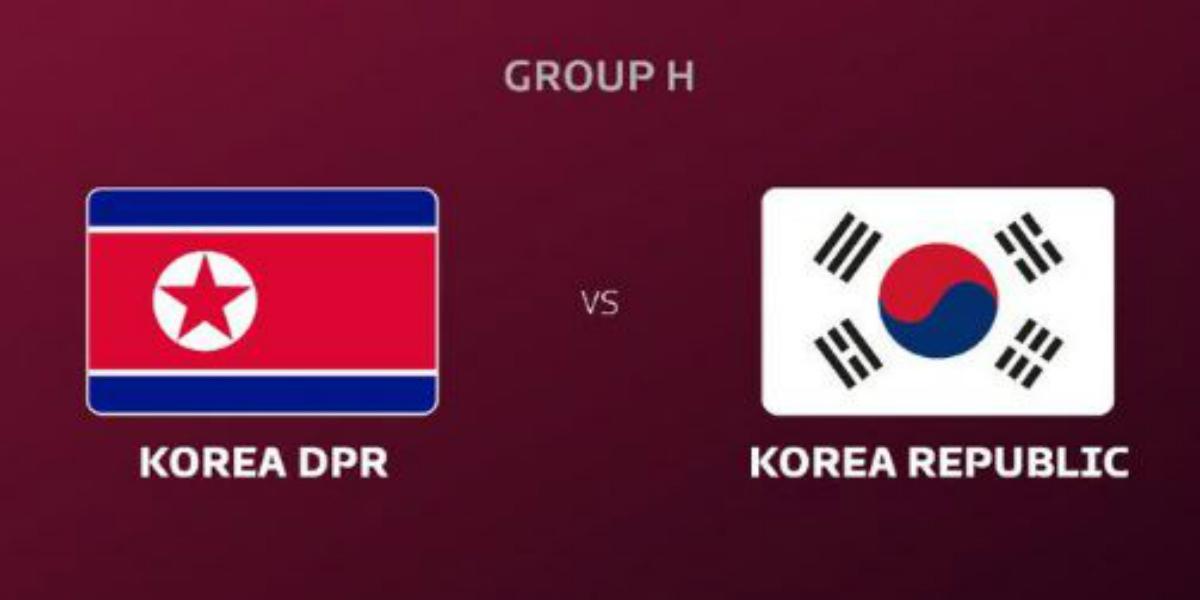 صورة مباراة الكوريتين تنتهي بلا غالب ولا مغلوب