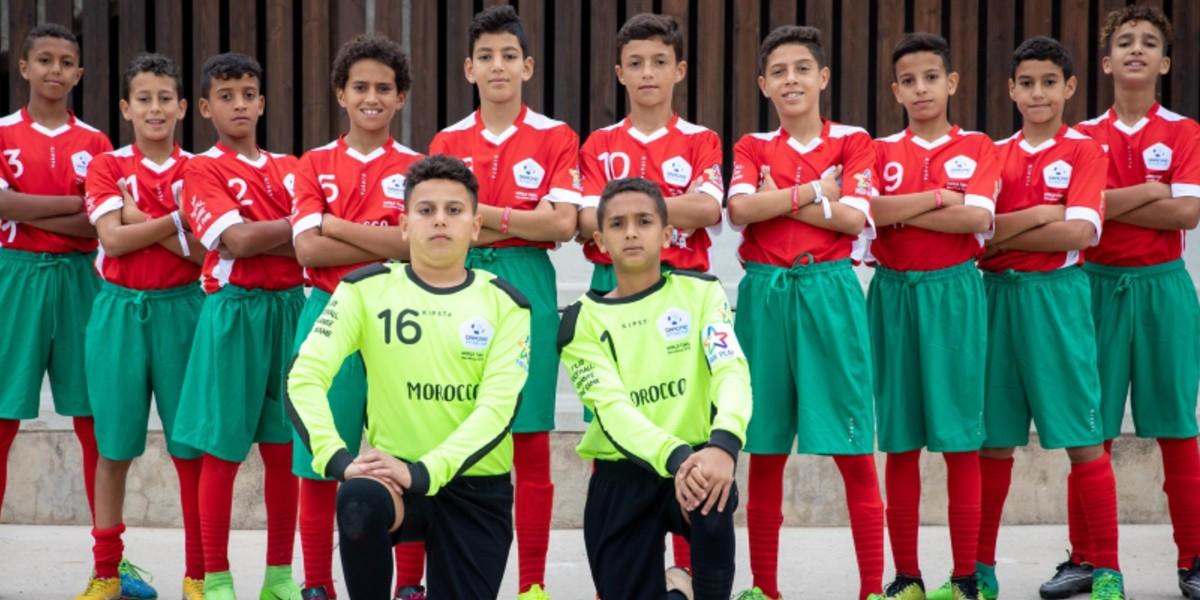 صورة أشبال الأطلس يلاقون منتخب إندونيسيا من أجل مقعد في نصف نهائي كأس دانون
