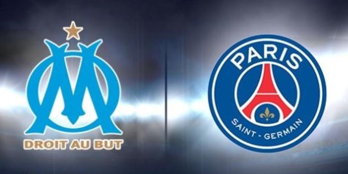 صورة البث المباشر لمباراة باريس سان جيرمان ومارسيليا
