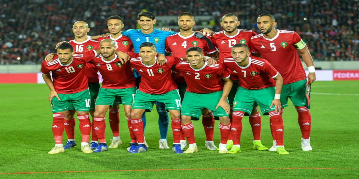 صورة البث المباشر لمباراة المغرب وموريتانيا