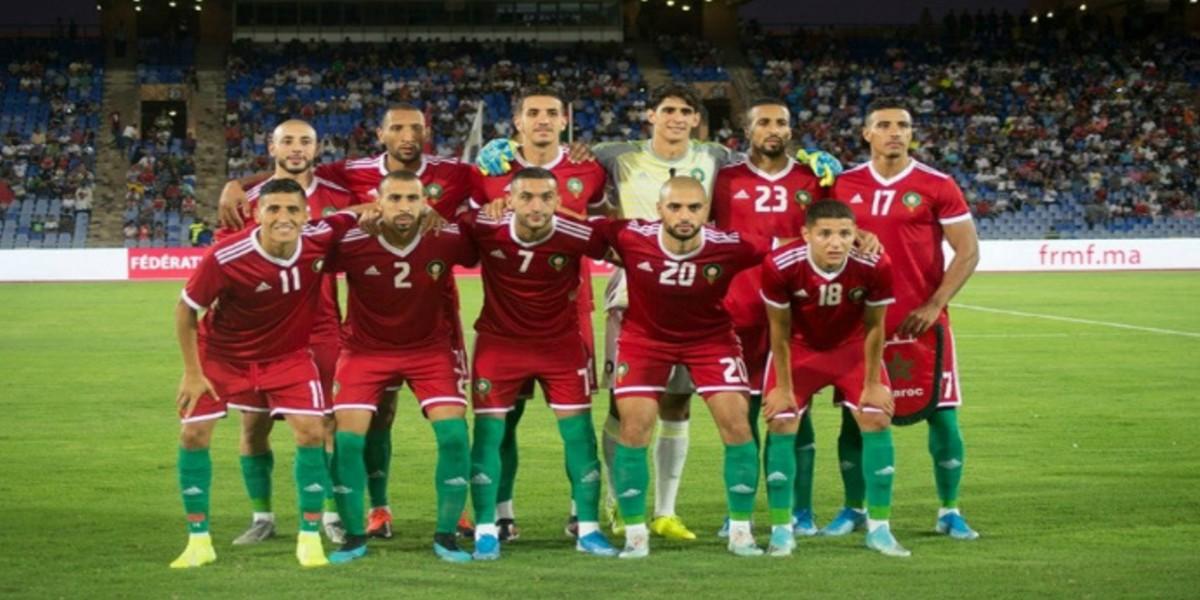 صورة جماهير وجدة تعد مفاجأة للمنتخب المغربي في مباراة ليبيا