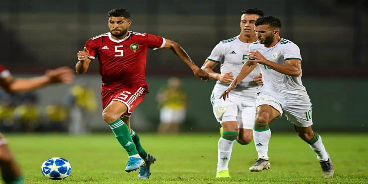 صورة المنتخب الجزائري المحلي يكشف عن قائمته لمواجهة المغرب