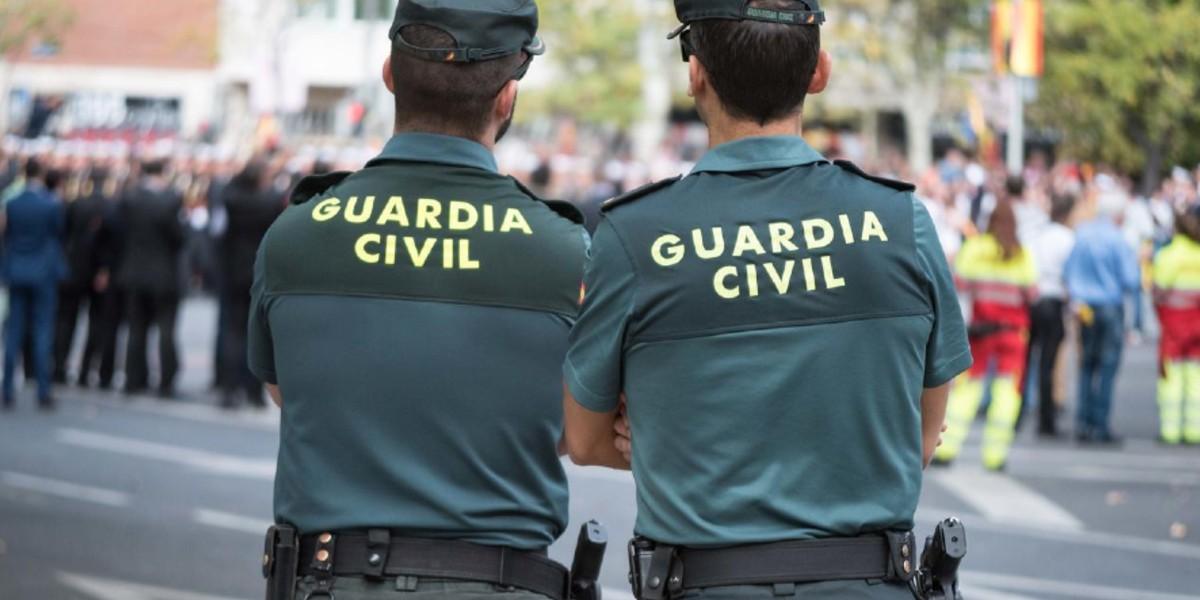 صورة الشرطة الإسبانية توقف لصوص منازل نجوم مدريد