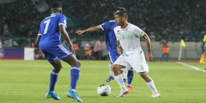 صورة الرجاء ينتصر بثنائية ويتأهل لدور الـ16 من كأس محمد السادس