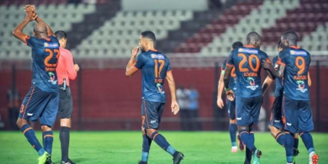 Photo of التعادل يحسم مباراة نهضة بركان والفتح الرياضي