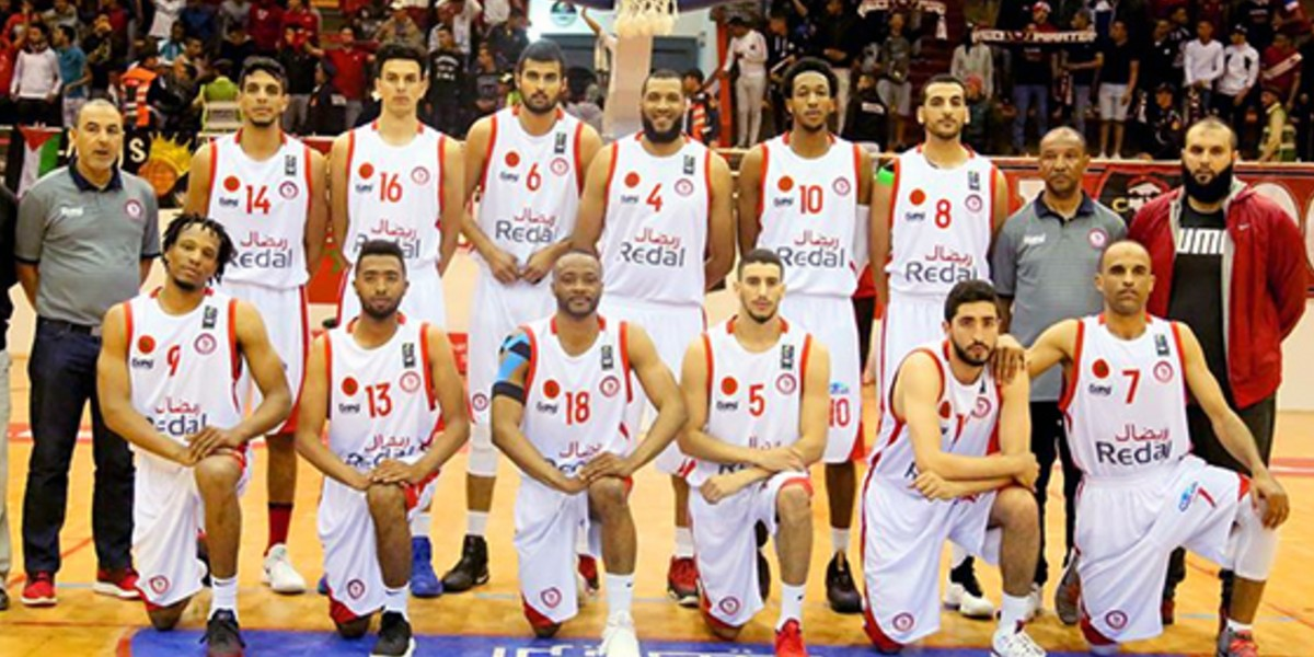 صورة الجمعية السلاوية يواصل انتصاراته في البطولة العربية لكرة السلة
