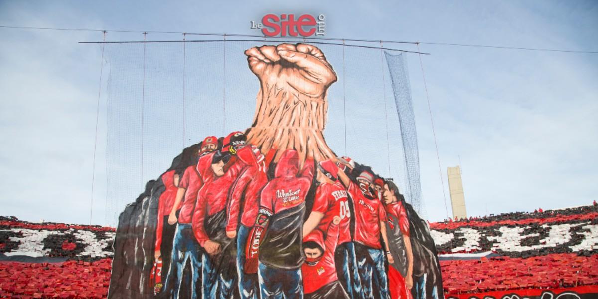"""صورة """"الوينرز"""" تطالب السلطات المغربية بالتدخل لحل أزمة مباراة كايزر تشيفز"""