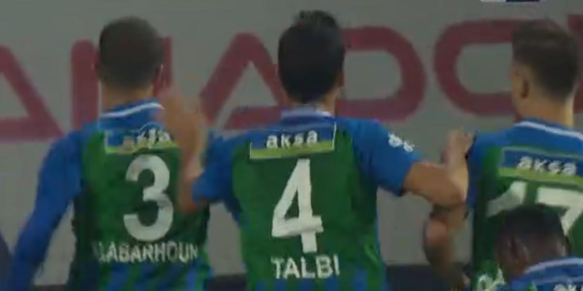 صورة أبرهون يقود فريقه للفوز في الدوري التركي