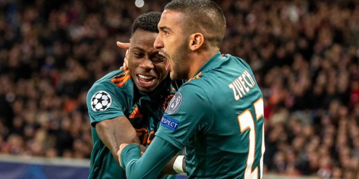 صورة زياش ينفرد بهذا الرقم بعد مرور 5 جولات من دوري أبطال أوروبا