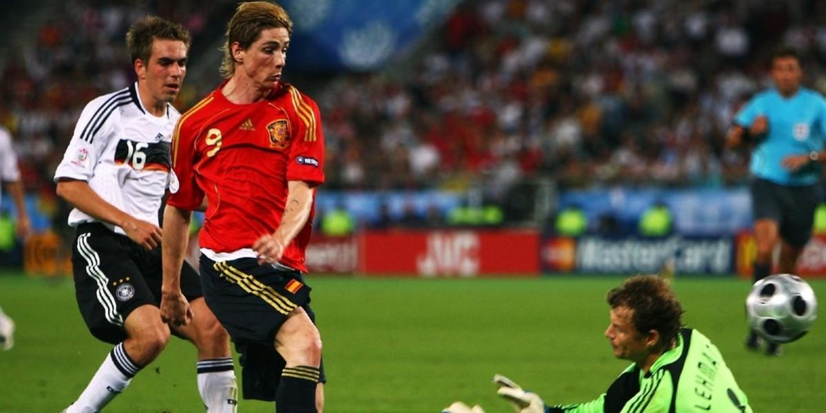 صورة ألمانيا تواجه منتخب إسبانيا وديا