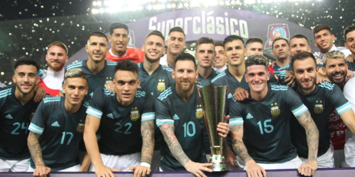 Photo of ميسي يقود الأرجنتين للفوز على البرازيل في كلاسيكو الأرض