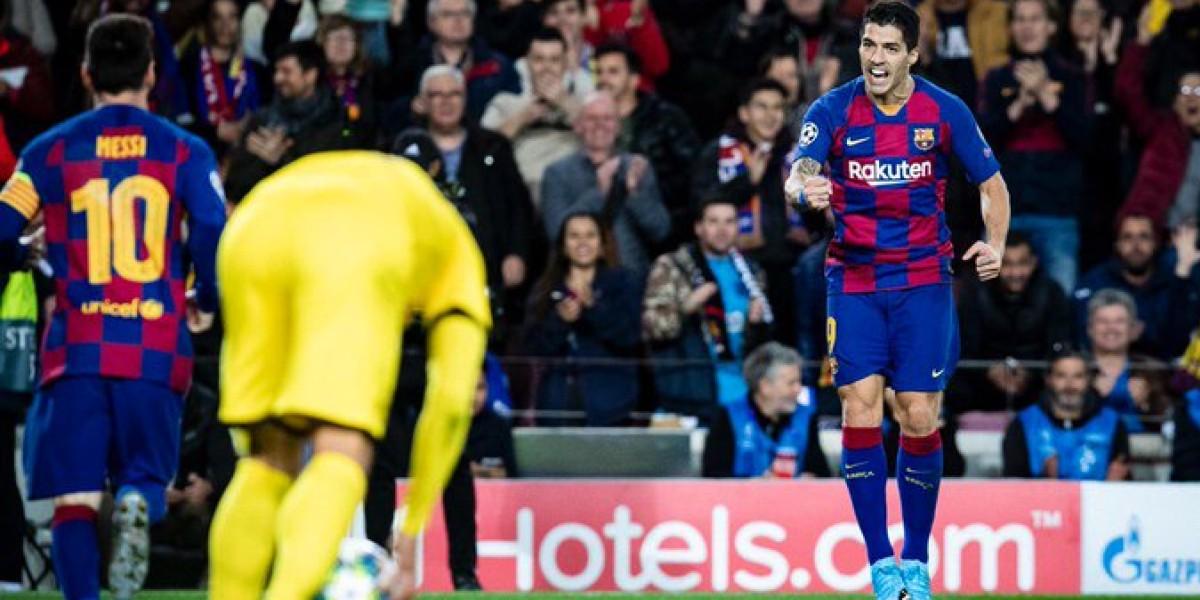 صورة برشلونة يقهر دورتموند ويعبر لدور ثمن نهائي والإنتر يشعل الصراع على البطاقة الثانية