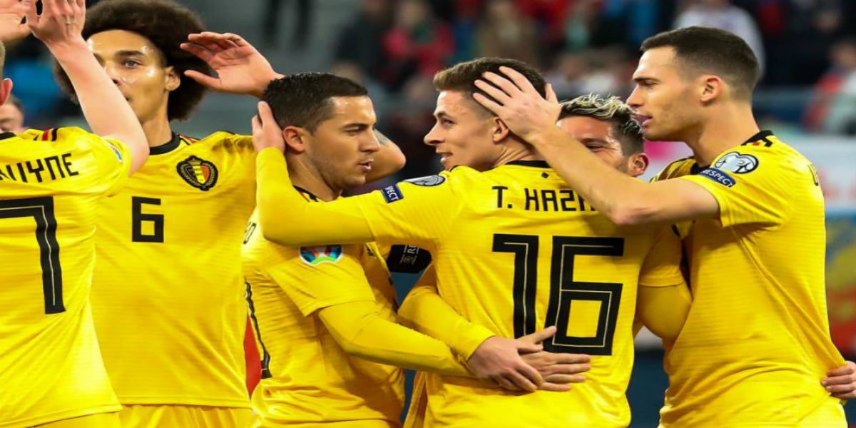 """صورة المنتخب البلجيكي يتلقى ضربة موجعة قبل انطلاق """"اليورو"""""""