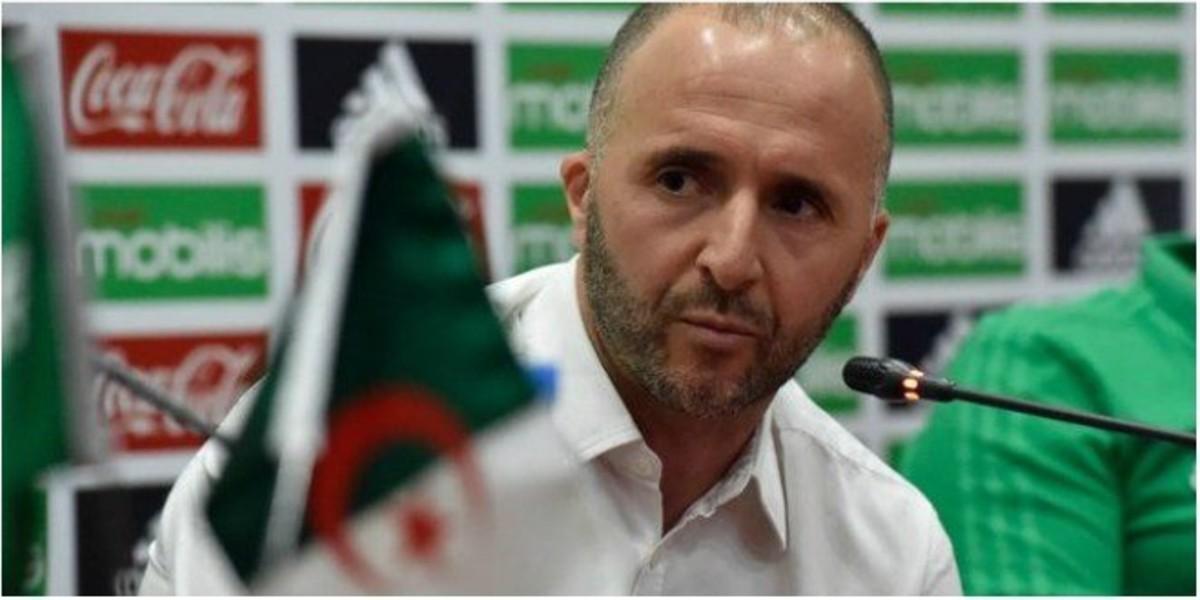 صورة أجواء فوضوية وصراع نفوذ.. ماذا يحدث مع بلماضي في المنتخب الجزائري؟