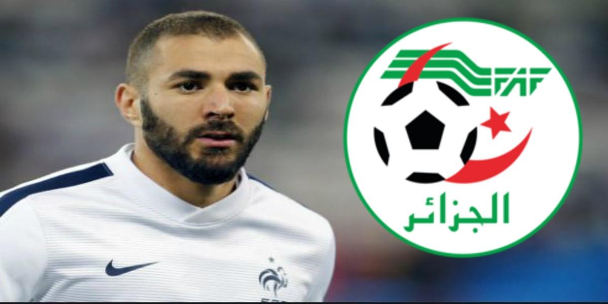 صورة الجزائر تفاجئ بنزيما وتقرر تكريمه بهذه الطريقة