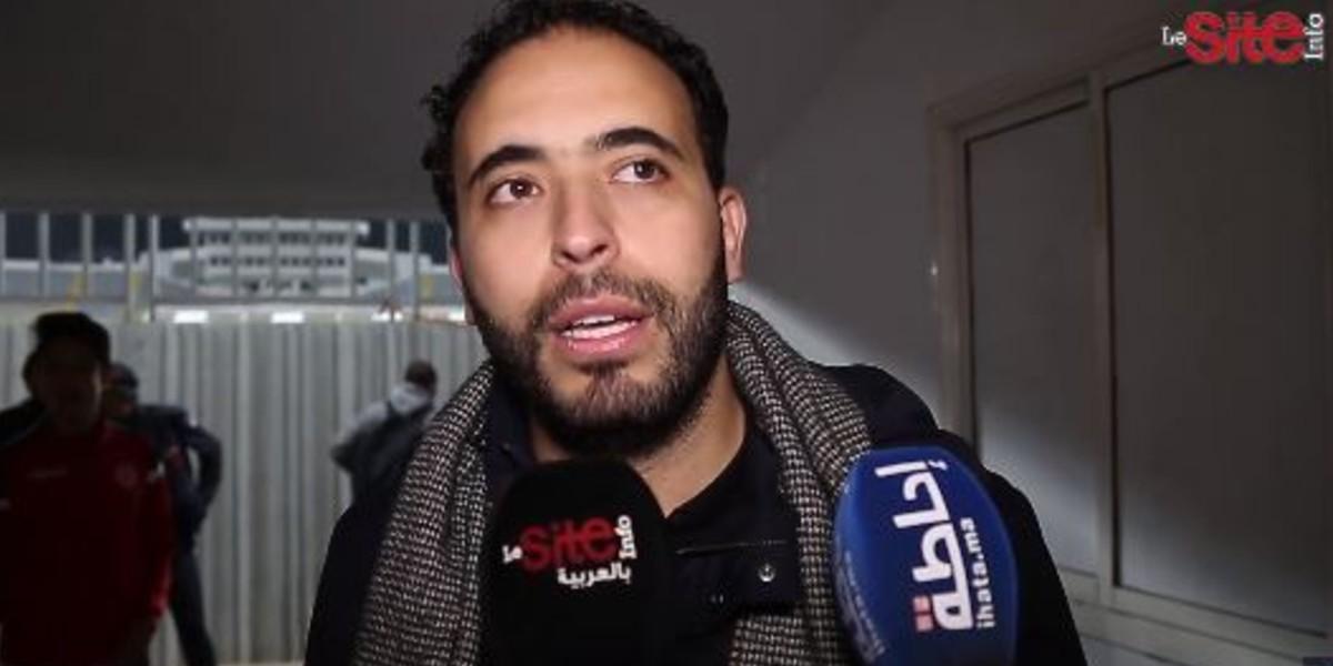صورة بن عبد الله: الفوز على الوداد دفعة معنوية لنا