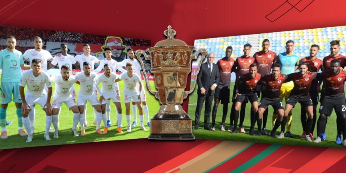 صورة البث المباشر لمباراة الاتحاد البيضاوي وحسنية أكادير