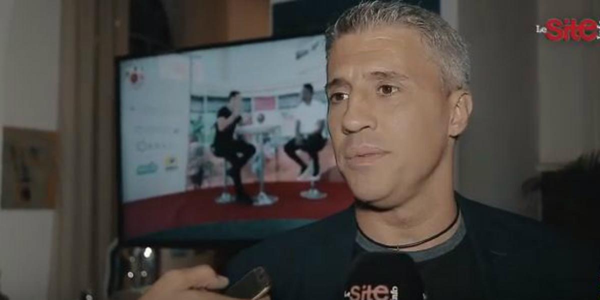 """Photo of كريسبو: """"أستمتع دائما بالتواجد في المغرب وهذا البلد رائع"""""""