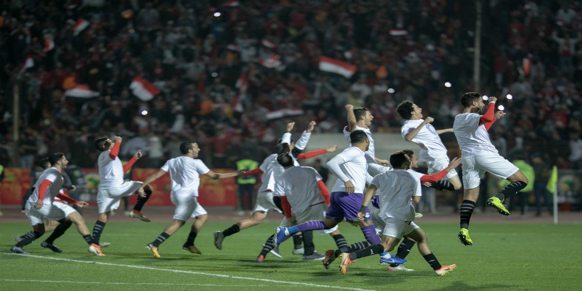 صورة المنتخب المصري لأقل من 23 سنة يتأهل رسميا إلى أولمبياد طوكيو 2020