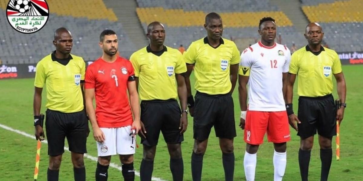 صورة بداية متعثرة للمنتخب المصري في تصفيات كأس أمم إفريقيا