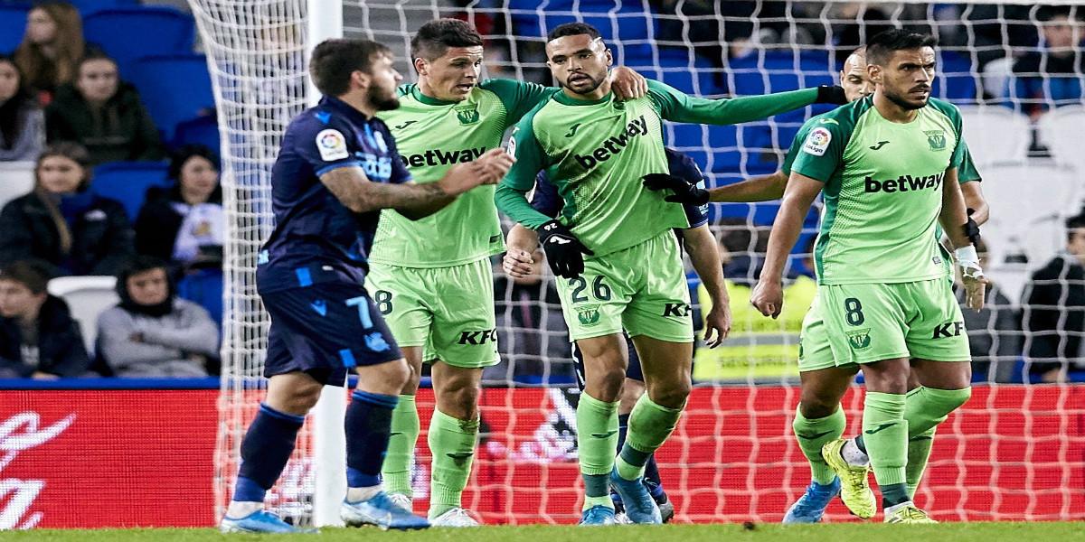 صورة النصيري يسجل وينقذ فريقه من الخسارة أمام ريال سوسيداد