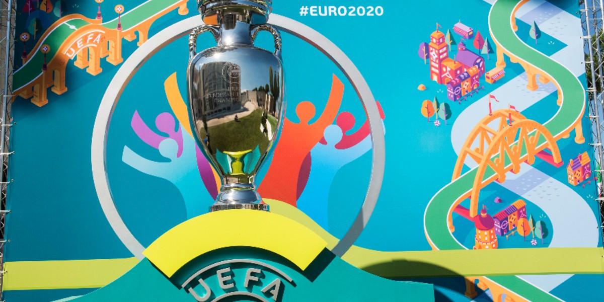"""صورة رسميا ..""""يويفا"""" يكشف عن كرة بطولة كأس الأمم الأوروبية 2020"""