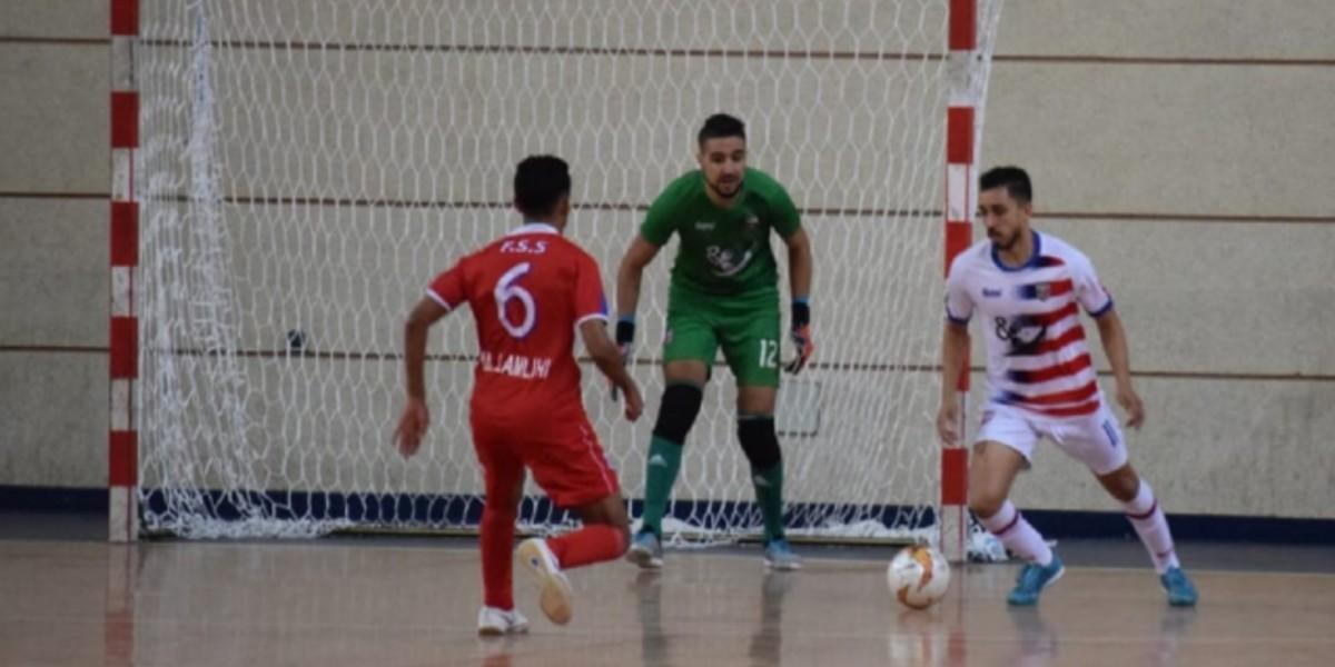 صورة فتح سطات يفوز بلقب كأس العرش لكرة القدم داخل القاعة