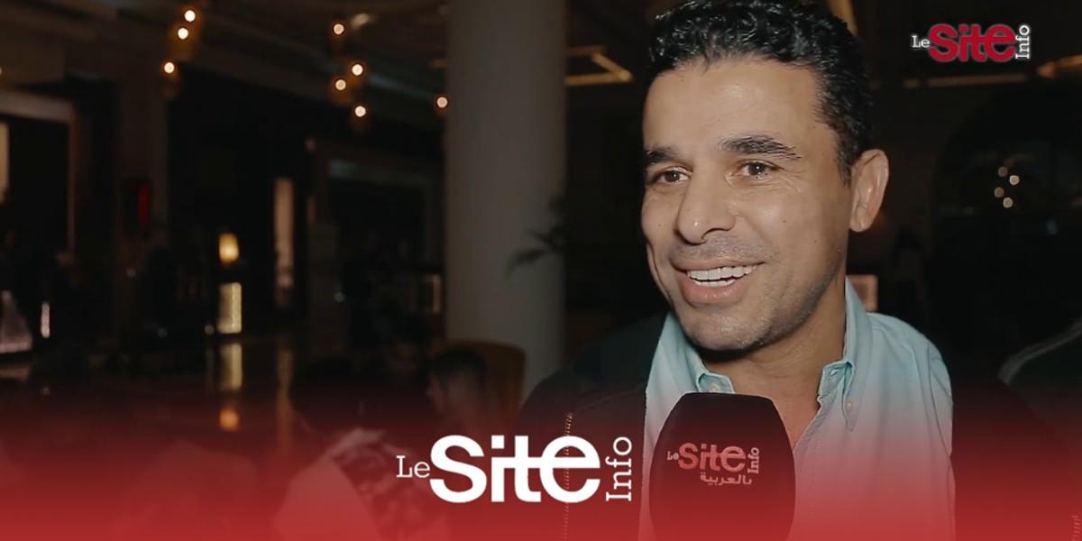 صورة فيديو-نجوم كرة القدم العرب يساندون المغرب في قضية الصحراء بمباراة السلام بالعيون