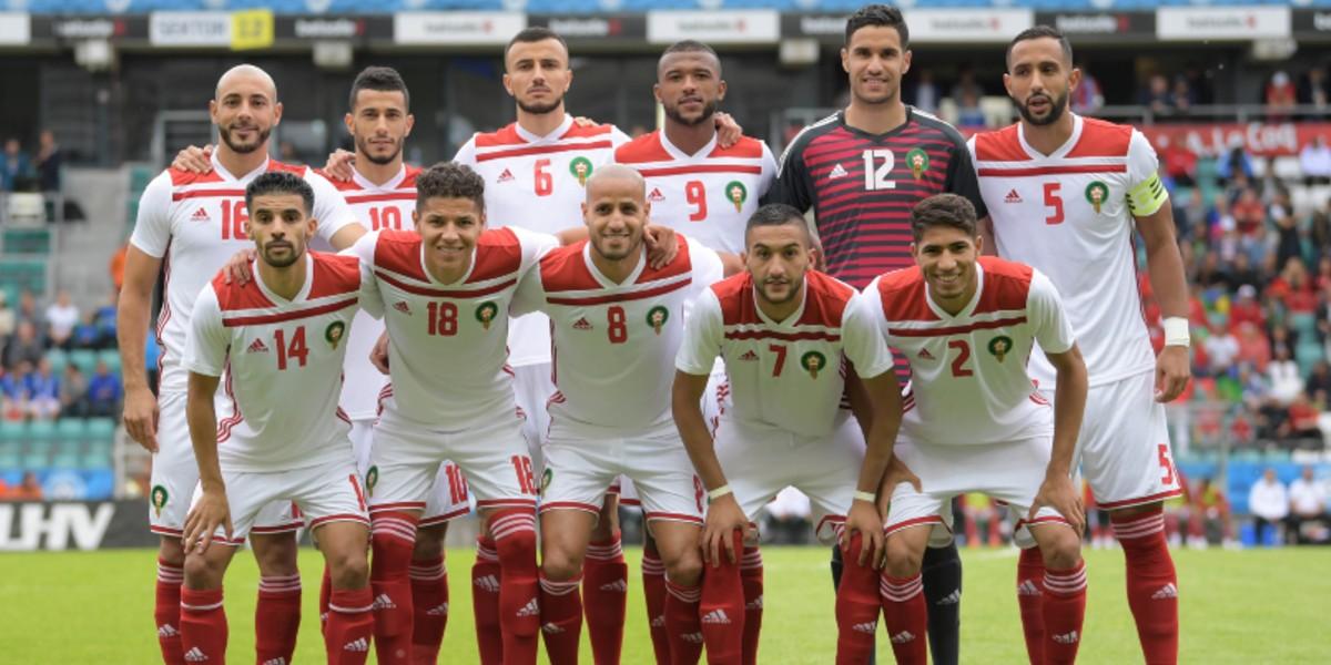 صورة نجم مغربي ضمن اهتمامات نادي برشلونة