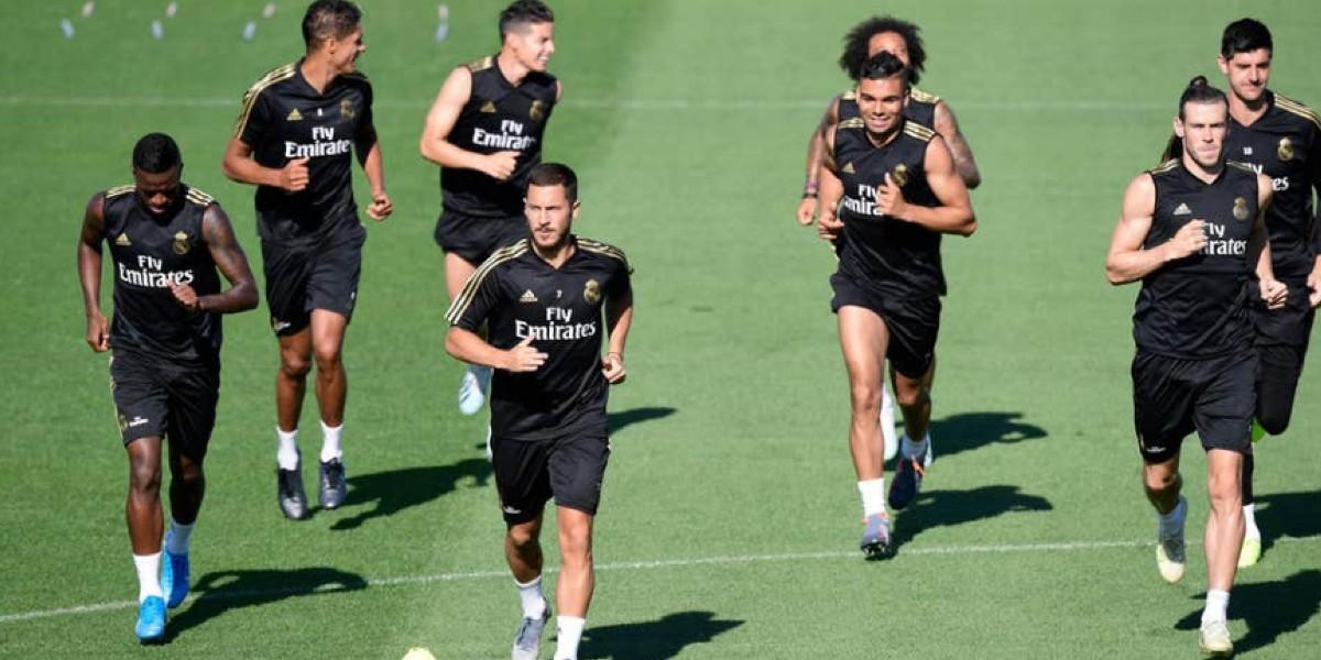 صورة ريال مدريد يصدر بيانا بشأن إصابة نجمه هازارد
