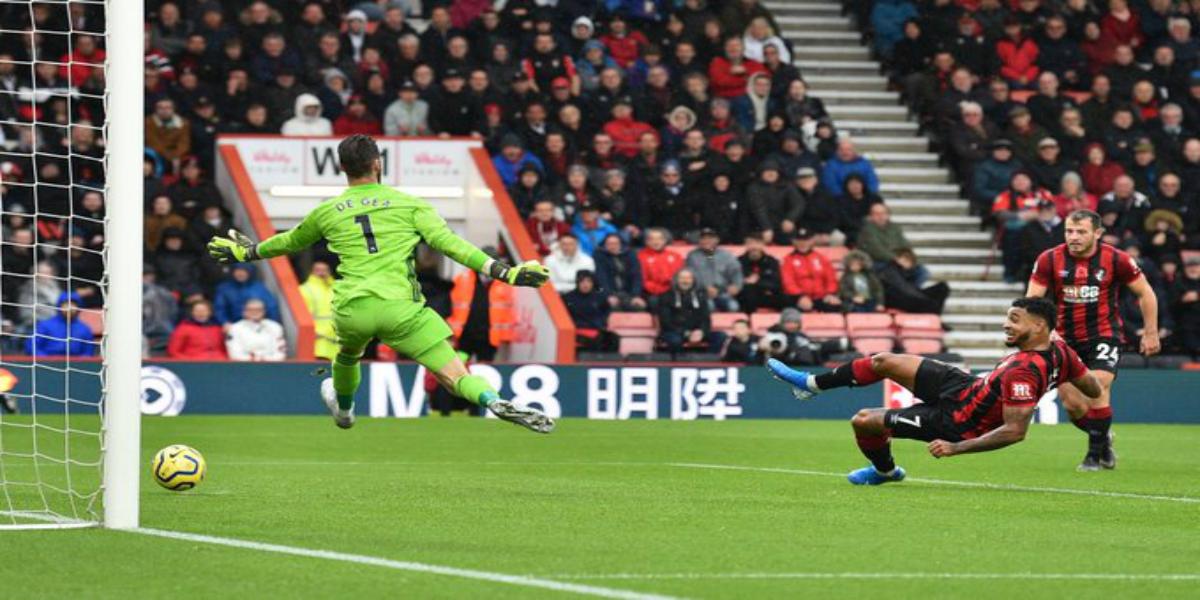 Photo of مانشستر يونايتد يسقط أمام بورنموث بهدف دون رد