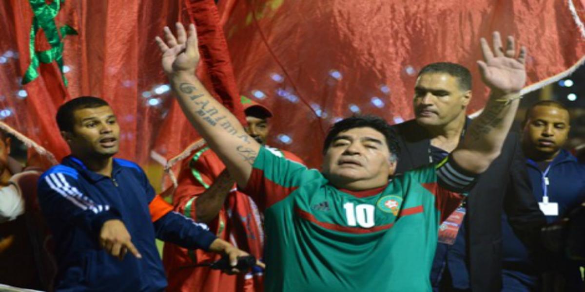 صورة ريفالدو فيغو وأورتيغا.. نجوم العالم حاضرون في العيون احتفاء بالذكرى الـ44 للمسيرة الخضراء