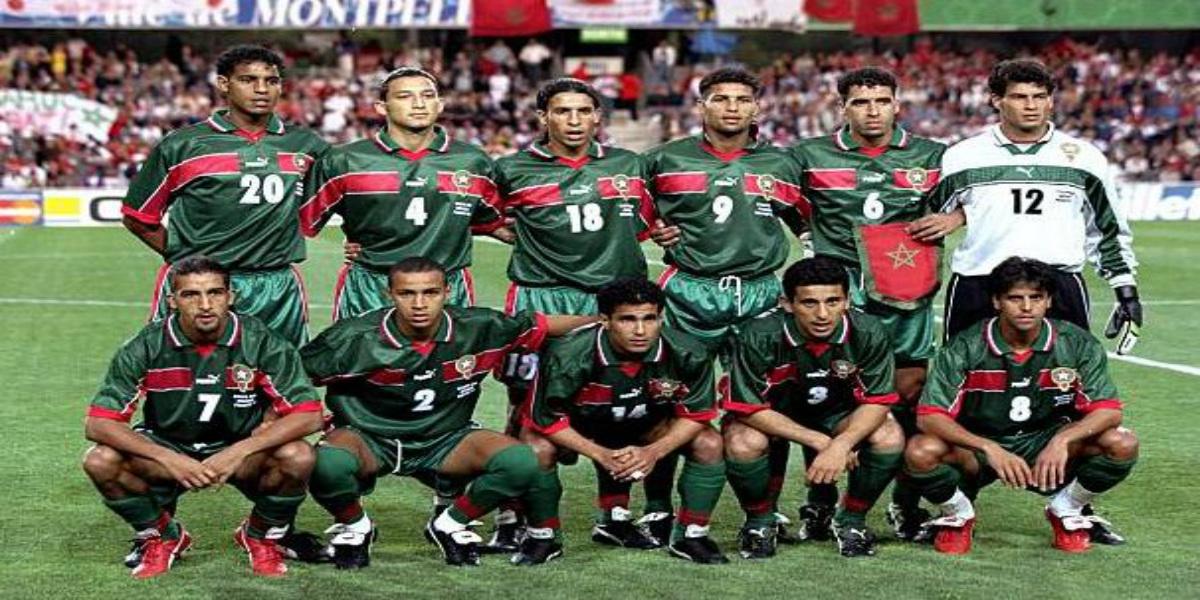"""صورة """"فيفا"""" يحتفي بذكرى ميلاد أحد أساطير الكرة المغربية"""