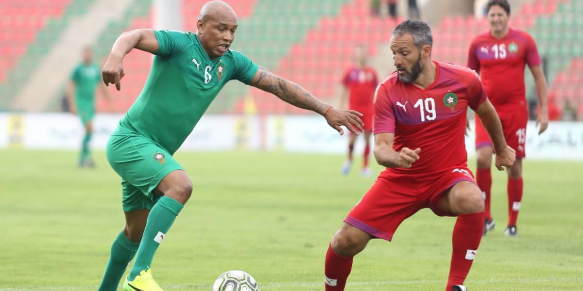 صورة فوز منتخب إفريقيا على منتخب العالم في مباراة السلام الودية