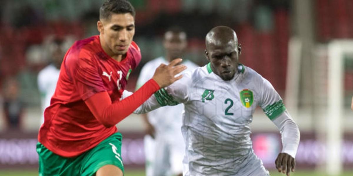 صورة مكافأة مالية تنتظر لاعبي موريتانيا عقب التعادل مع المغرب