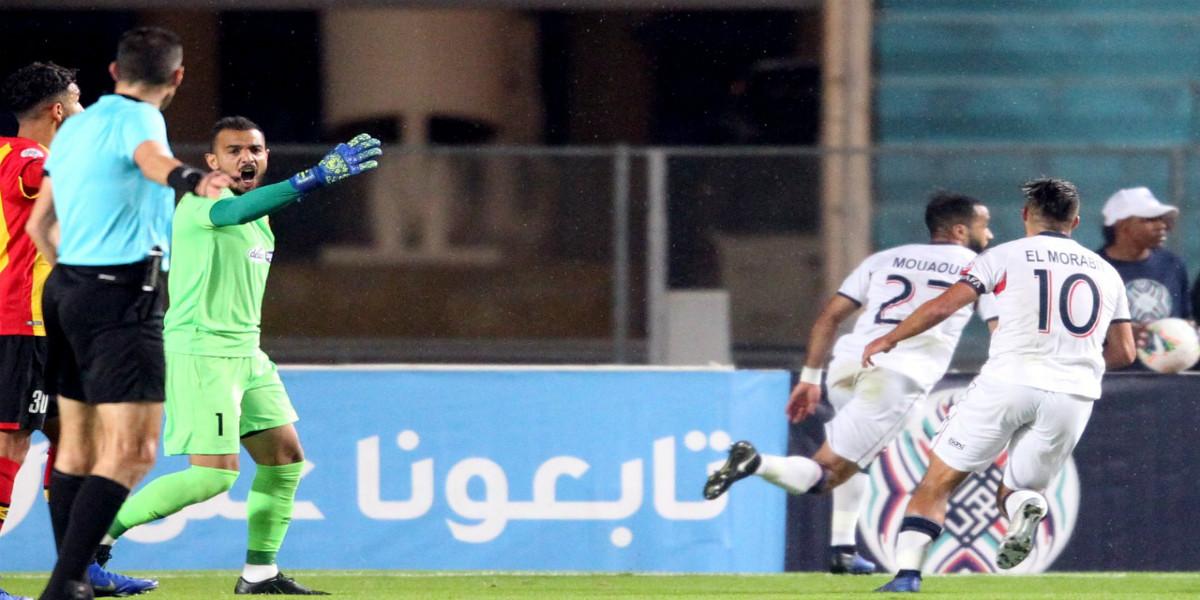 Photo of أولمبيك أسفي يحقق المفاجأة ويُسقط الترجي التونسي