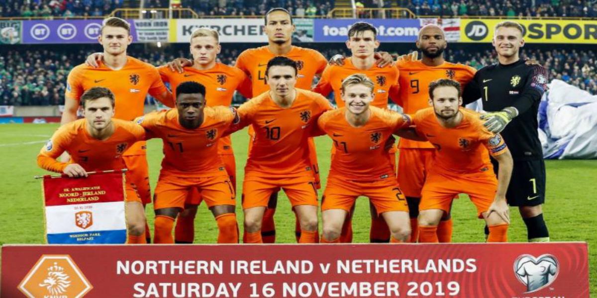 صورة هولندا تتأهل رسميا إلى يورو 2020 عقب تعادلها مع إيرلندا الشمالية