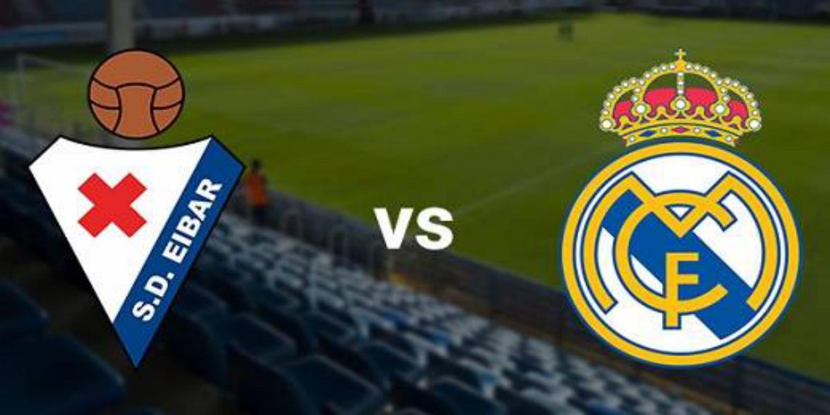 صورة البث المباشر لمباراة ريال مدريد أمام إيبار