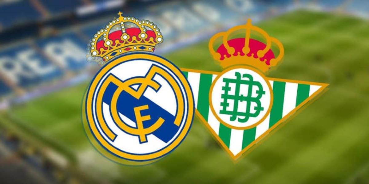 صورة ملخص مباراة ريال بيتيس وريال مدريد