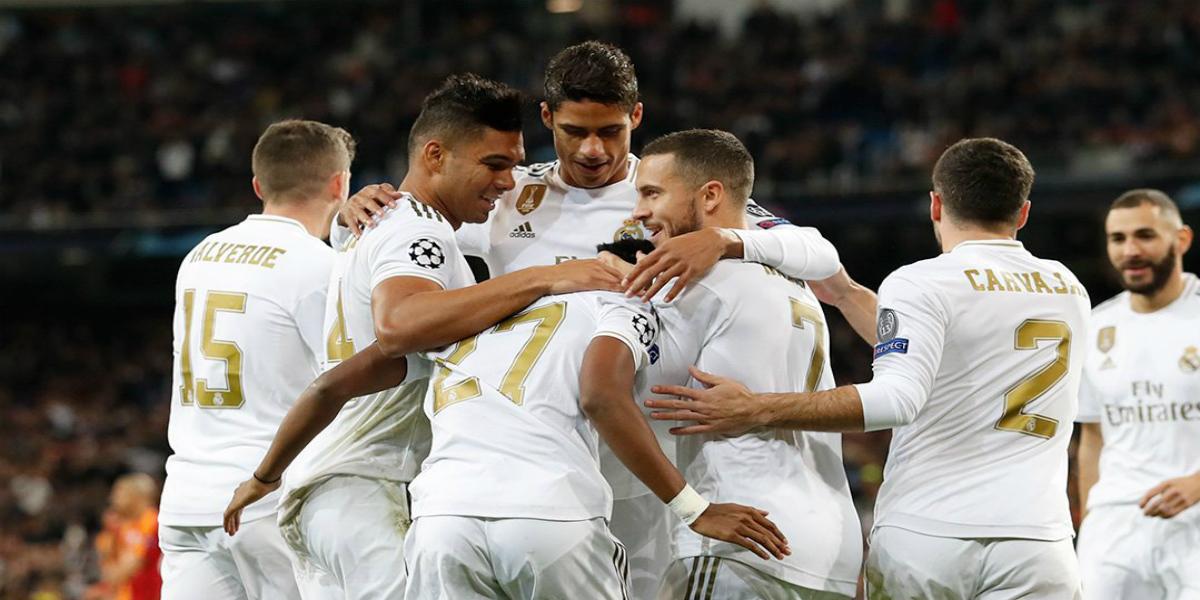 صورة قائمة ريال مدريد المستدعاة للقاء إيبار