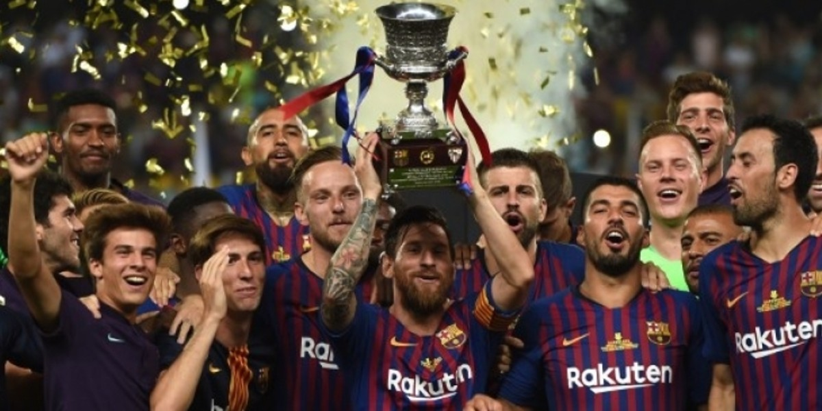 صورة 4 مليون يورو عمولة للاعب برشلونة بعد إقرار السوبر الإسباني في السعودية